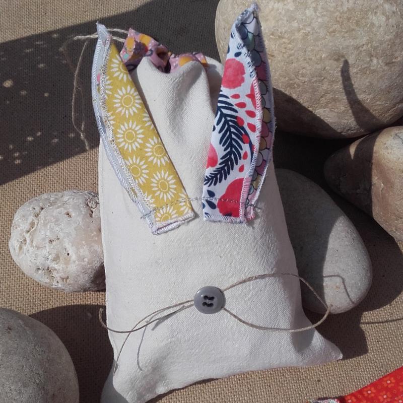 sac lapin de paques