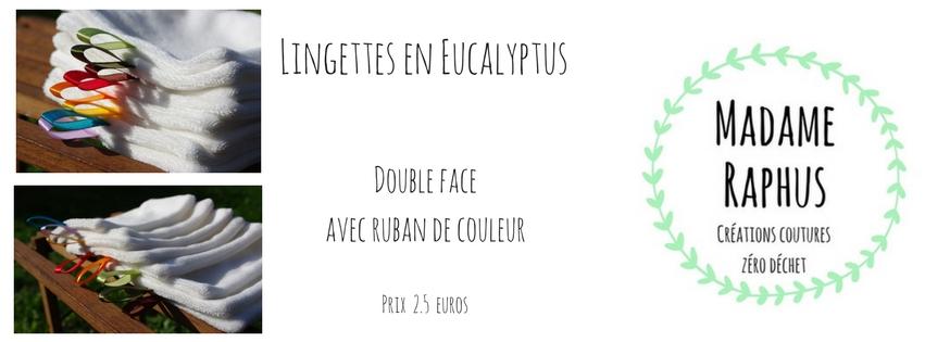 lingette pulpe eucalyptus