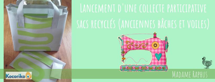 projet sac recyclé